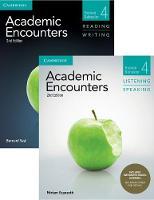 Academic Encounters Level 4 2-Book Set (R&W Student's Book with WSI, L&S Student's Book with Integrated Digital Learning): Human Behavior
