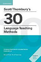 Scott Thornbury's 30 Language Teaching Methods Pocket Editions