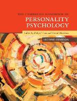 The Cambridge Handbook of Personality Psychology - Cambridge Handbooks in Psychology (Hardback)