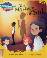 The Mystery of Sol 2 Wayfarers - Cambridge Reading Adventures (Paperback)