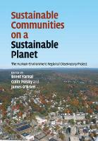Sustainable Communities on a Sustainable Planet: The Human-Environment Regional Observatory Project (Paperback)