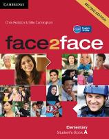 face2face Elementary A Student's Book A