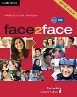 face2face Elementary B Student's Book B