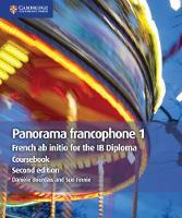 Panorama francophone 1 Coursebook