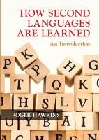 How Second Languages are Learned: An Introduction (Paperback)
