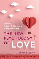 The New Psychology of Love (Paperback)