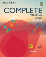 Complete Preliminary Workbook with Answers with Audio Download