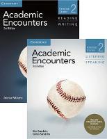Academic Encounters Level 2 2-Book Set (R&W Student's Book with WSI, L&S Student's Book with Integrated Digital Learning): American Studies