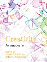 Creativity: An Introduction (Paperback)