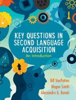 Key Questions in Second Language Acquisition: An Introduction (Paperback)