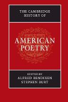 The Cambridge History of American Poetry (Paperback)
