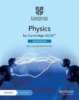 Cambridge IGCSE (TM) Physics Workbook with Digital Access (2 Years) - Cambridge International IGCSE