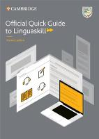 Official Quick Guide to Linguaskill