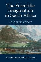 The Scientific Imagination in South Africa: 1700 to the Present (Paperback)