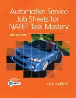Automotive Service Job Sheets for NATEF Task Mastery (Paperback)