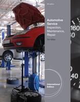 Automotive Service: Inspection, Maintenance, Repair (Paperback)