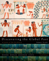 Discovering the Global Past, Volume I (Paperback)