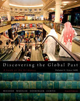 Discovering the Global Past, Volume II (Paperback)
