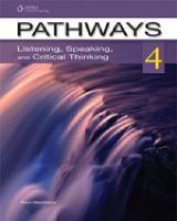 Pathways 4: Listening, Speaking, & Critical Thinking: Presentation Tool CD-ROM (CD-ROM)
