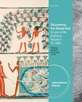 Discovering the Global Past: Volume I (Paperback)
