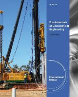 Fundamentals of Geotechnical Engineering, International Edition (Paperback)