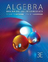 Algebra: Beginning and Intermediate (Hardback)