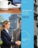 Management: The New Workplace, International Edition (Paperback)