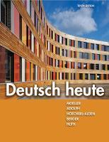 Student Activities Manual for Moeller/Huth/Hoecherl-Alden/Berger/Adolph's Deutsch heute, 10th (Paperback)