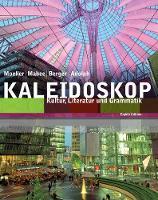 Student Activities Manual for Moeller/Adolph/Mabee/Berger's Kaleidoskop, 8th (Paperback)