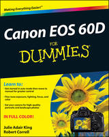 Canon EOS 60D For Dummies (Paperback)