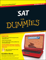 SAT For Dummies: with CD (Paperback)