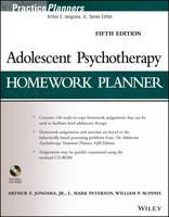 Adolescent Psychotherapy Homework Planner - PracticePlanners (Paperback)