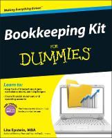 Bookkeeping Kit For Dummies (Paperback)