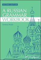Russian Grammar Workbook - Blackwell Reference Grammars (Paperback)