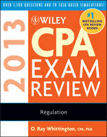 Wiley CPA Exam Review 2013 (Paperback)