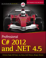 Professional C# 2012 and .NET 4.5 (Paperback)
