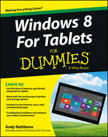 Windows for Tablets For Dummies (Paperback)
