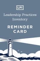 LPI: Leadership Practices Inventory Card - J-B Leadership Challenge: Kouzes/Posner (Paperback)