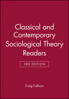 Classical and Contemporary Sociological Theory Readers (Paperback)
