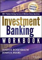 Investment Banking Workbook - Wiley Finance (Paperback)