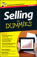 Selling For Dummies (Paperback)