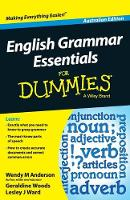 English Grammar Essentials For Dummies - Australia (Paperback)