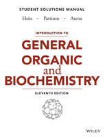 Introduction to General, Organic, and Biochemistry Student Solutions Manual (Paperback)