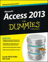 Access 2013 For Dummies (Paperback)
