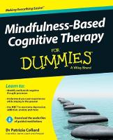 Mindfulness-Based Cognitive Therapy For Dummies (Paperback)