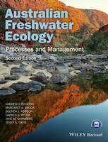 Australian Freshwater Ecology: Processes and Management (Hardback)
