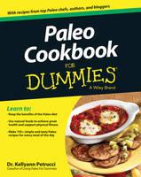 Paleo Cookbook For Dummies (Paperback)