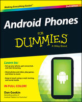 Android Phones For Dummies (Paperback)