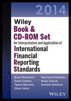 Wiley IFRS 2014: Interpretation and Application of International Financial Reporting Standards Set - Wiley Regulatory Reporting (Paperback)