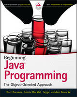 Beginning Java Programming: The Object-Oriented Approach (Paperback)